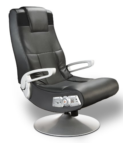 X Rocker, 5127401, SE 2.1 Black Leather Video Gaming Chair for Adult,...*